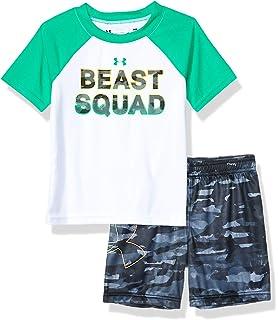 Toddler Under Armour Kids Baby Boys Twist Shorts