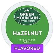 Green Mountain Coffee Roasters Hazelnut, Single Serve Coffee K-Cup Pod, Flavored Coffee, 72