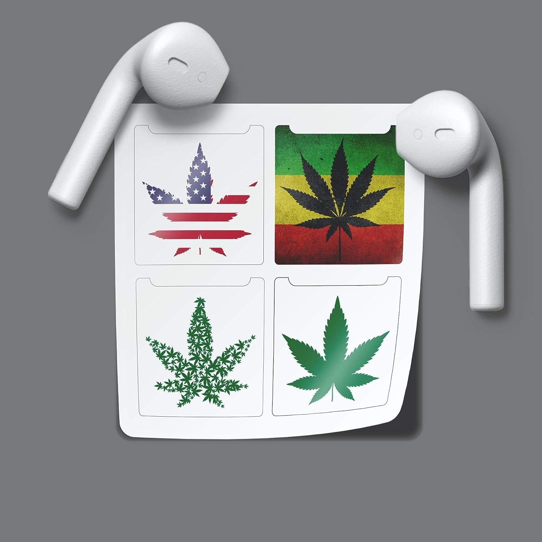 Weed//Marijuana Apple AirPod Case Decal