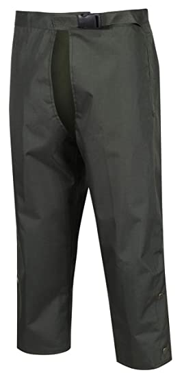 a008837db0b7b2 Riverside Outdoor Treggins Ripstop Waterproof For Shooting Beating Hunting  Over Trousers Lined (XS Waist size