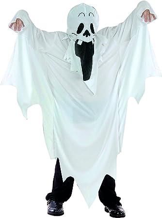 Carnaval - Disfraz de fantasma para niño, talla 7-10 Anni: Amazon ...