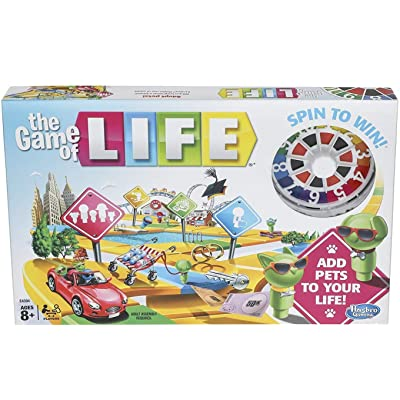 Game Of Life: Toys & Games
