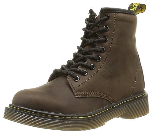 Dr Martens Delaney - Botas de cuero niño: Amazon.es: Zapatos y complementos