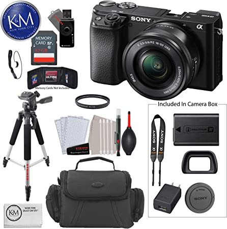 K&M ILCE6100L/B product image 11