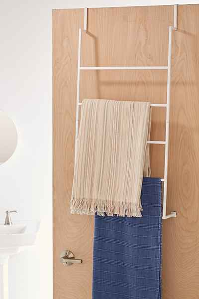Over-The-Door Ladder Storage Rack - Urban Outfitters