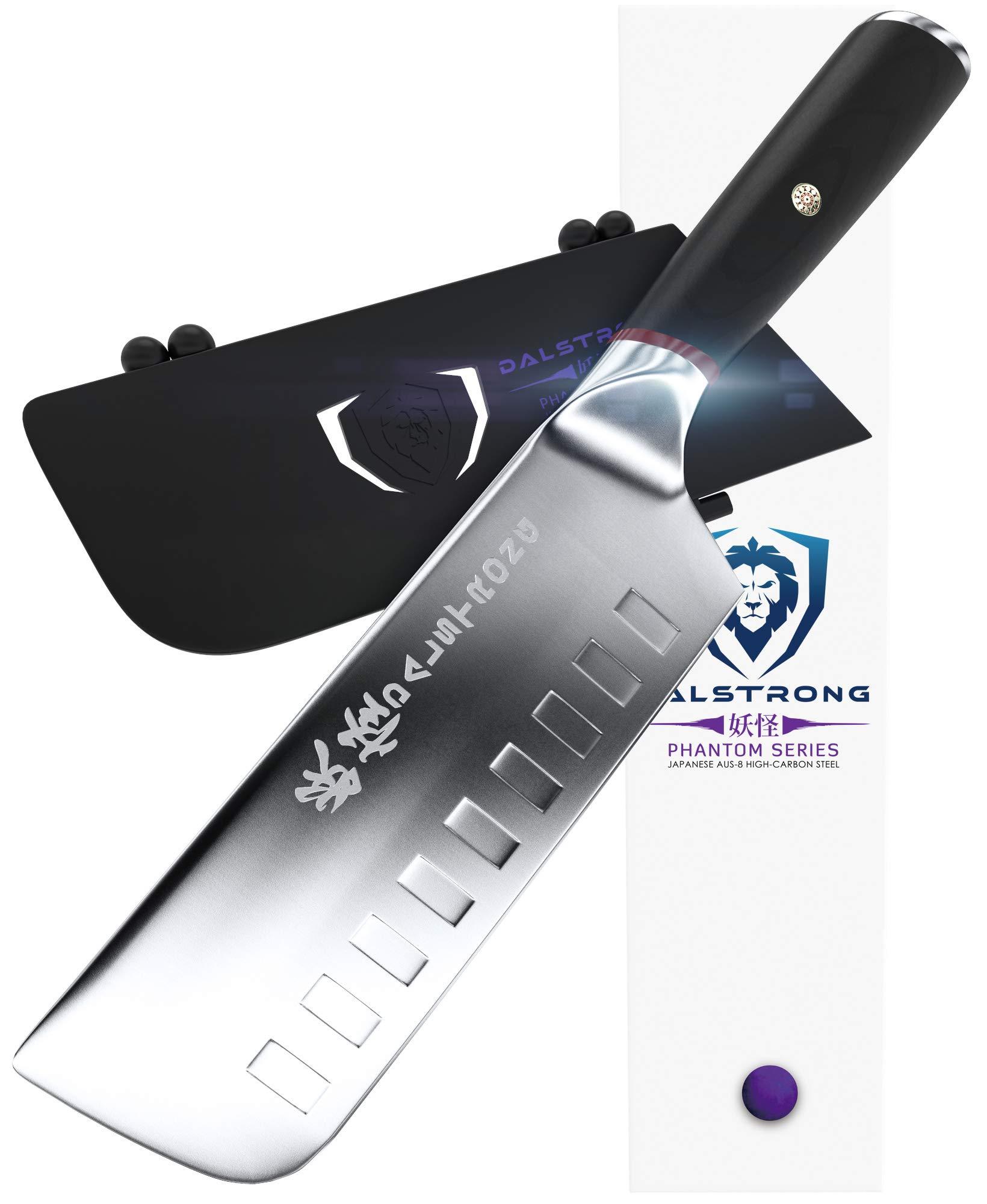 """DALSTRONG Nakiri & Vegetable Knife - 6"""" - Phantom"""