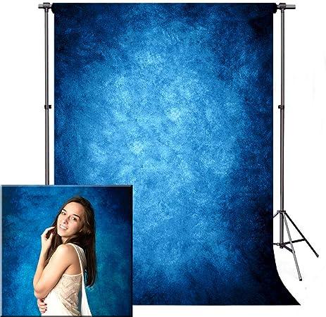 Fotohintergrund 1 5 X 2 2 M Retro Abstrakter Blauer Kamera