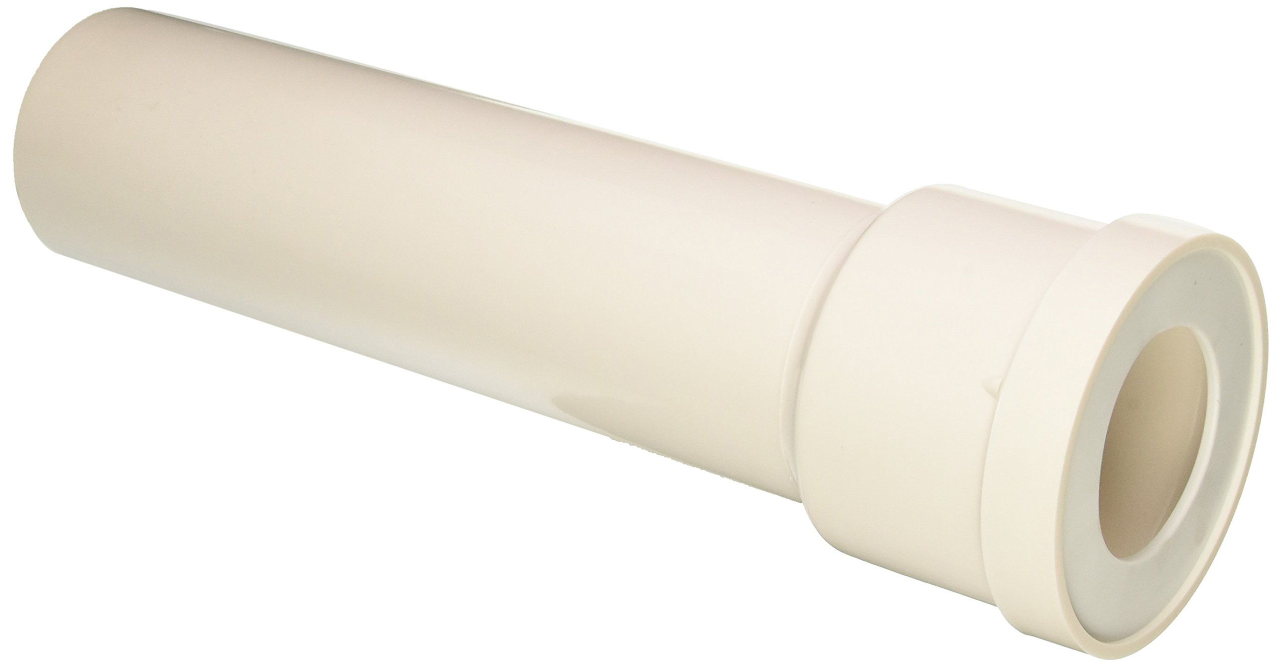 Saniflo 030 Extension Pipe, Extension Pipe Between Toilet and Macerator, White by Saniflo