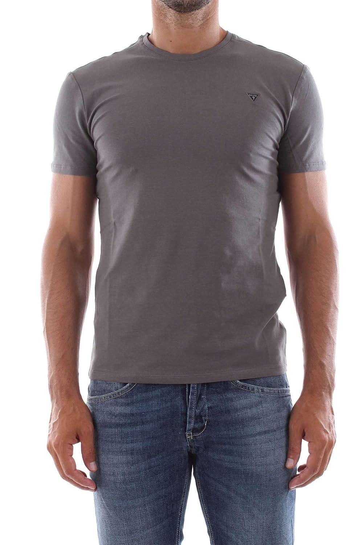 Guess M83I32 J1300 SS Core Tee T-Shirt Herren Grey XS