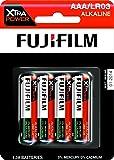 Fujifilm 4048347 - Pack de 4 pilas alcalinas (LR03, AAA, 1.5 V)
