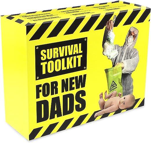CCP Nuevo Kit de Supervivencia papá: Amazon.es: Hogar