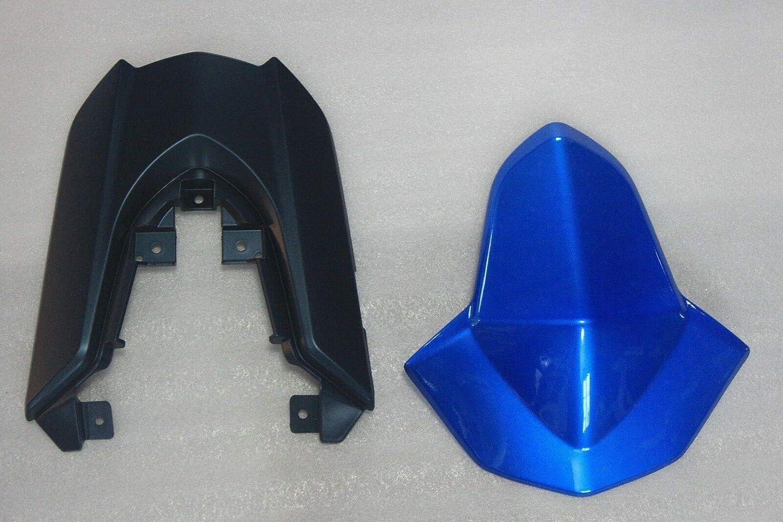 FidgetKute Rear Cowl Tail Fairing Plastic for Suzuki 2009-2015 2014 2012 GSXR1000 K9 Blwhb
