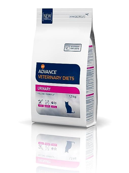 Advance - Gato de cocina urinaria seca, 1 paquete (1 x 1,5