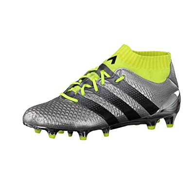 9e1173f4649a Ace 16.1 Primeknit Kids FG Football Boots - Size 4.5  Amazon.co.uk  Shoes    Bags