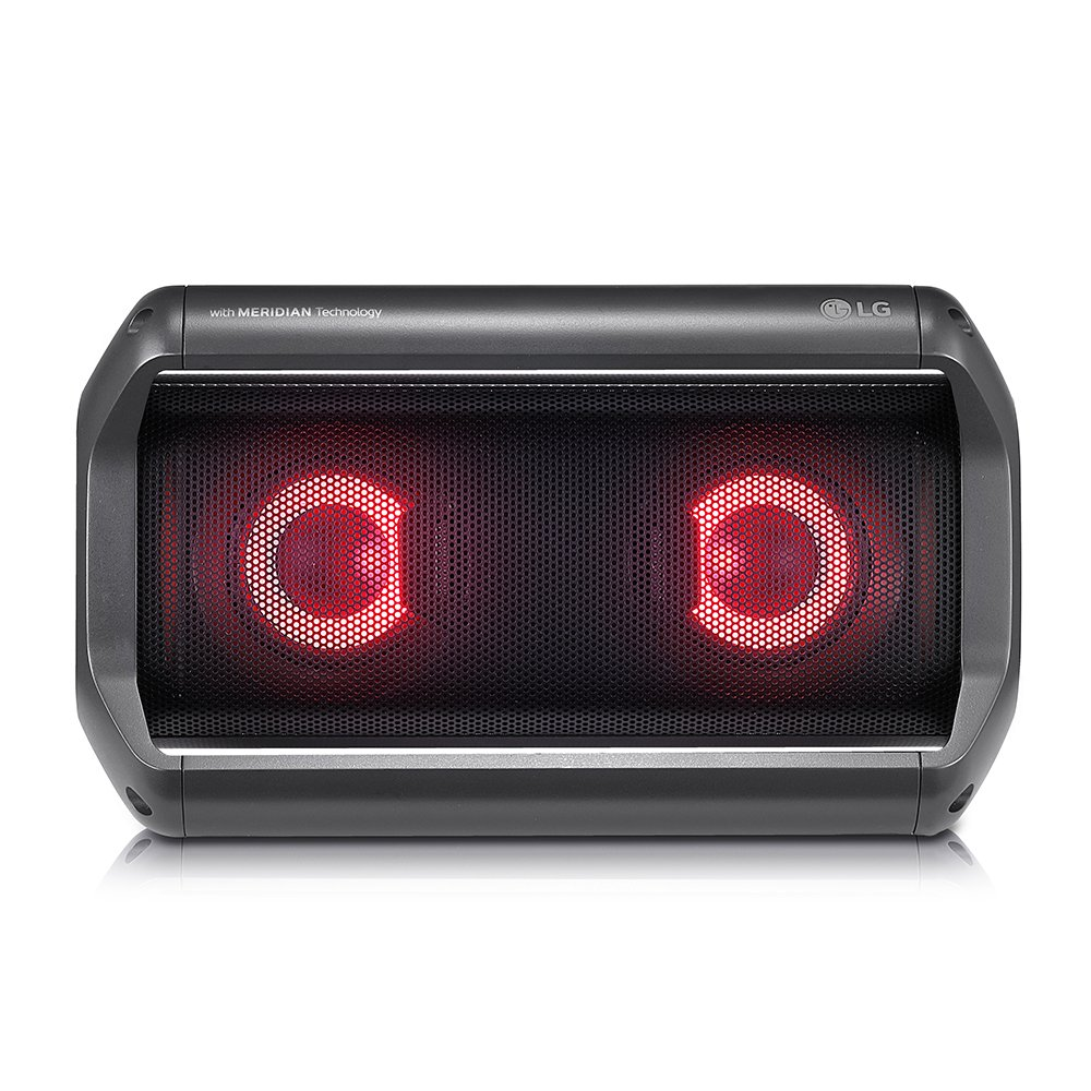 LG PK5 XBOOM Go Wireless Bluetooth Speaker with Up to 18 Hours Playback and Grab & Go Handles by LG (Image #1)