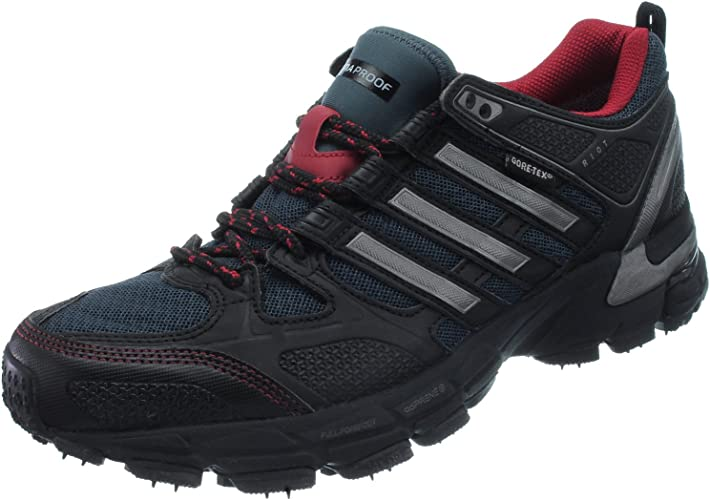 Adidas Snova Riot 3 M GTX Black G16968
