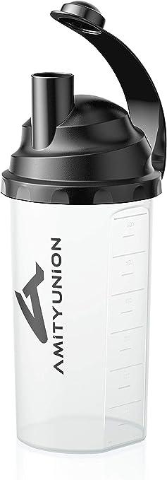 Proteína Shaker 800ml Classic - BPA libre, a prueba de fugas ...