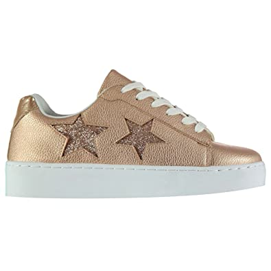 Fabric Damen TwoStar Snkr Damen Low Turnschuhe