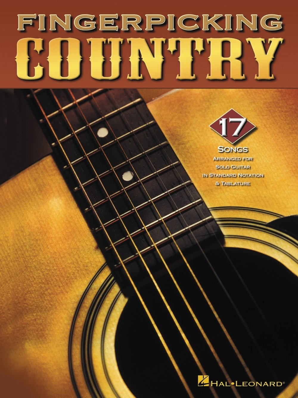 Amazon.com: Hal Leonard Fingerpicking Country Guitar Tab Songbook  (0073999996876): Hal Leonard: Books