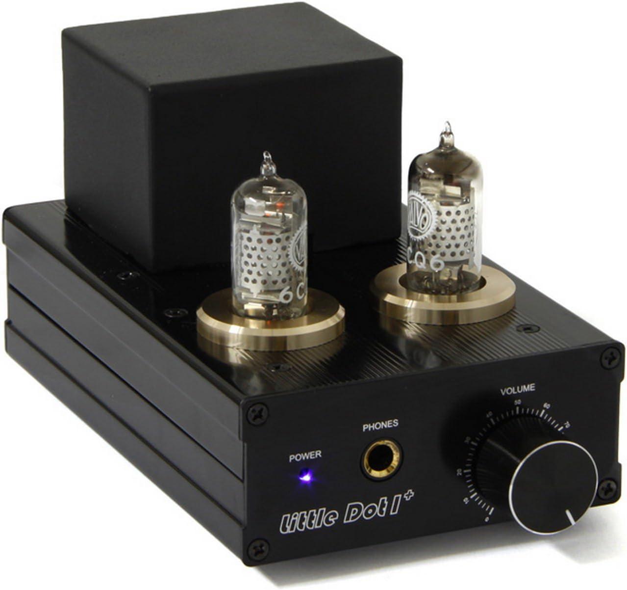 Little Dot I+ 6CQ6 X2 Tube Upgrade Hybrid Headphone Tube Amplifier