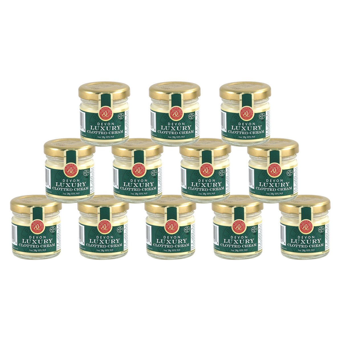 Clotted Cream - 1oz (Case of 12)