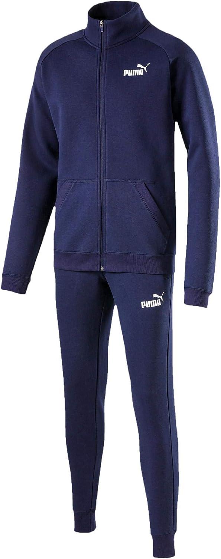 Puma Techstripe Tricot Suit Op Tuta Sportiva Uomo