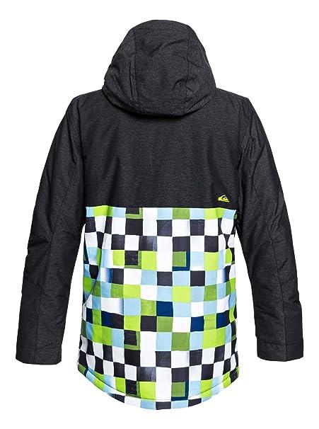 Et Veste Quiksilver Sierra De Eqytj03181 Pour Homme Quiksilver Vêtements Accessoires Snow zqqTxwO5