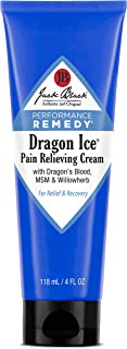 product image for Jack Black , Dragon Ice Pain-Relieving Cream, 4 Fl Oz