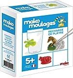 Mako Créations - 39004 - Kit de Loisirs Créatifs - Recharge Plâtre