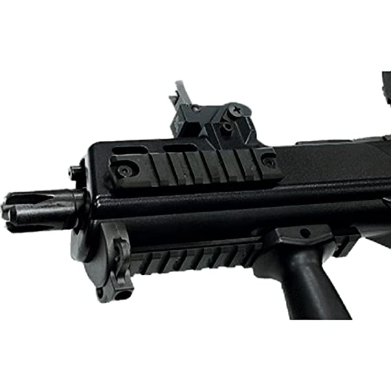 UTG G36 Picatinny Rail Set, 2-piece Short
