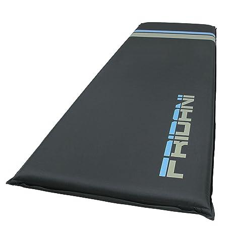 Fridani ISO 700 Antislip - Soft-Touch Esterilla Aislante Hinchable, 200x66x7 cm, 2500g