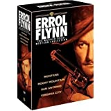 ERROL FLYNN WESTERNS COLLECTION - DVD Movie