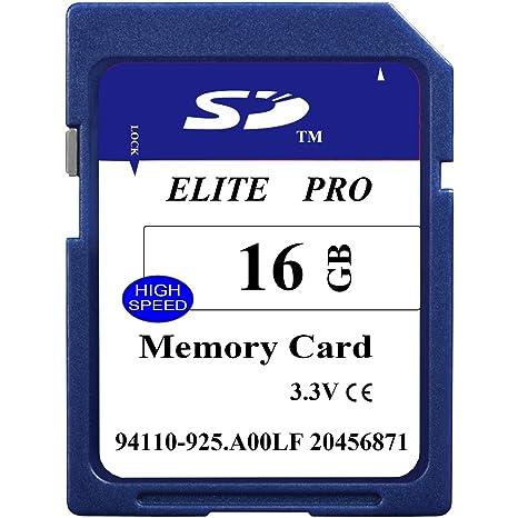 MELCAM Oct Tarjeta Memoria SD de 16 GB: Amazon.es: Electrónica