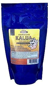 NOH Foods Hawaiian Kalua Pork Seasoning Salt 2.25 Pounds