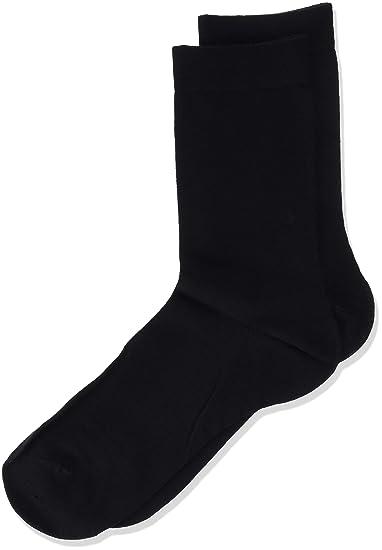 Dim Beneficios funcionales Térmico, Calcetines para Mujer (Negro 0hz), One Size (