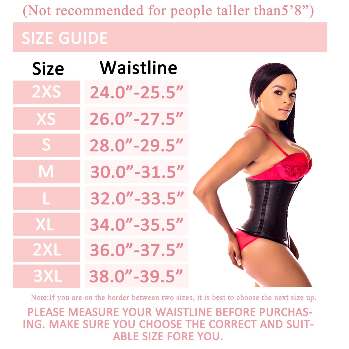 4028a8f9f9 Ann Darling Latex Sport Waist Trainer Cincher Trimmer Hourglass Corset For  Weight Loss at Amazon Women s Clothing store