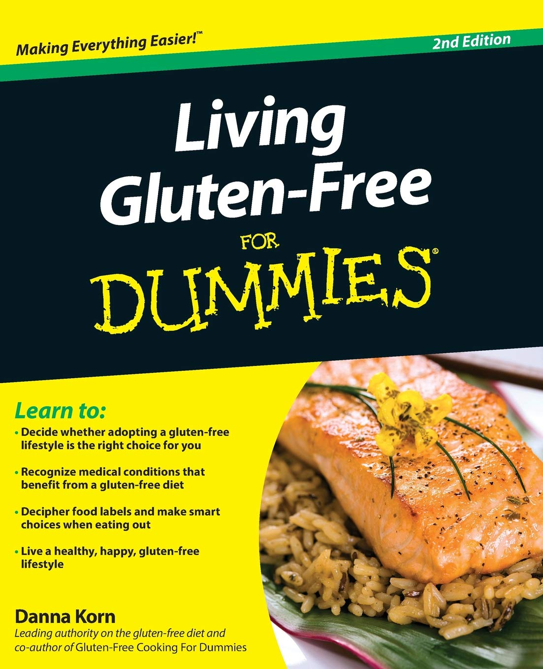 Living Gluten-Free For Dummies by For Dummies
