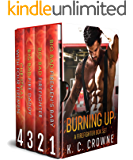 Burning Up: A Firefighter Contemporary Romance Series Box Set