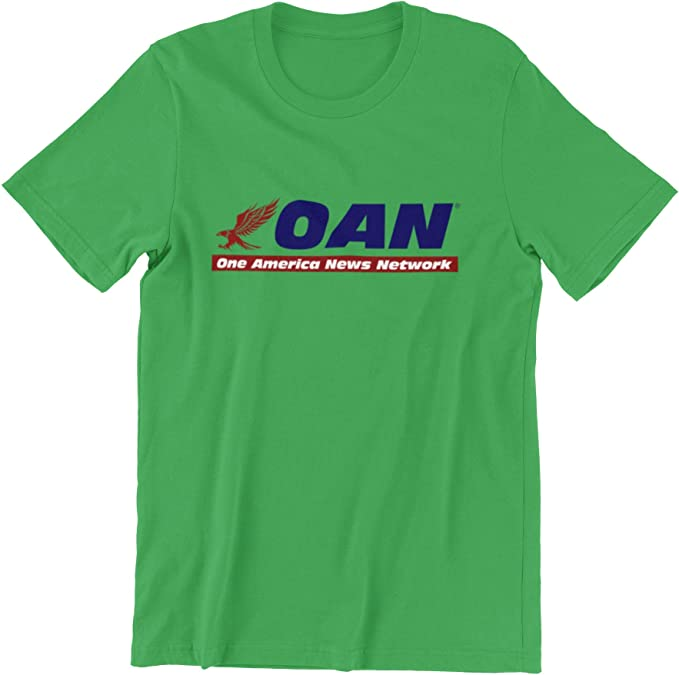 Amazon.com: OAN T-Shirt One America News Network: Clothing