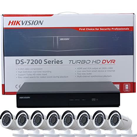 Hikvision Digital Technology DS-7216HGHI-SH UK Inglés Versión Turbo HD 16 ch DVR