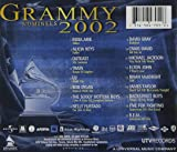 Grammy Nominees 2002