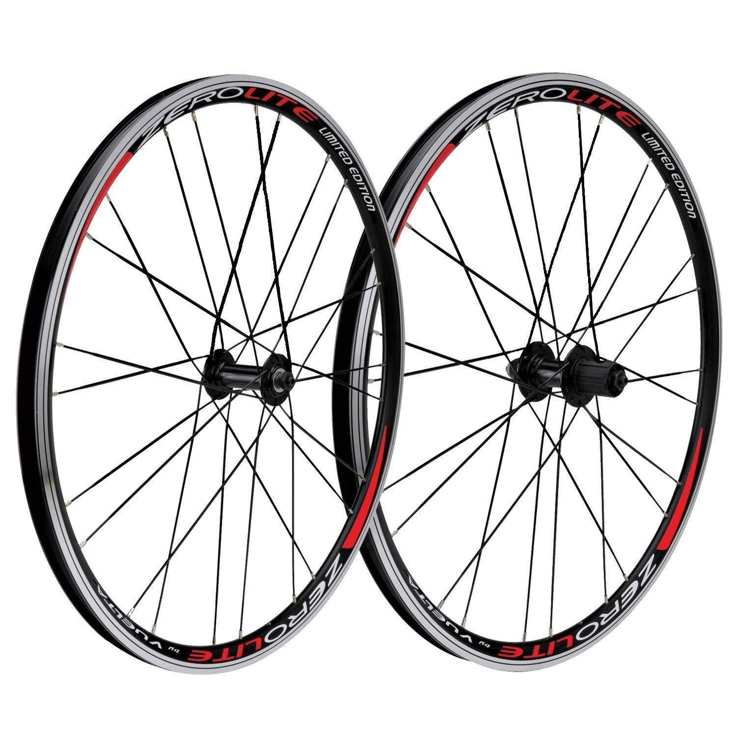 Vuelta Zerolite MTB Limited Edition 26'' Hand Built MTB Wheelset by Vuelta