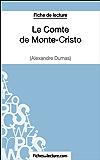 Le Comte de Monte-Cristo d'Alexandre Dumas (Fiche de lecture): Analyse complète de l'oeuvre (French Edition)