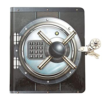 Amazon.com: Playhouse Crazy Cool Cover Lock y llavero con ...