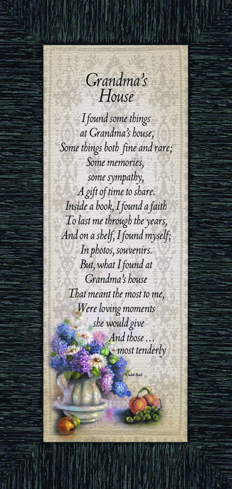 Grandma Frame 6x12 7354CH Grandma Gifts Grandmas House