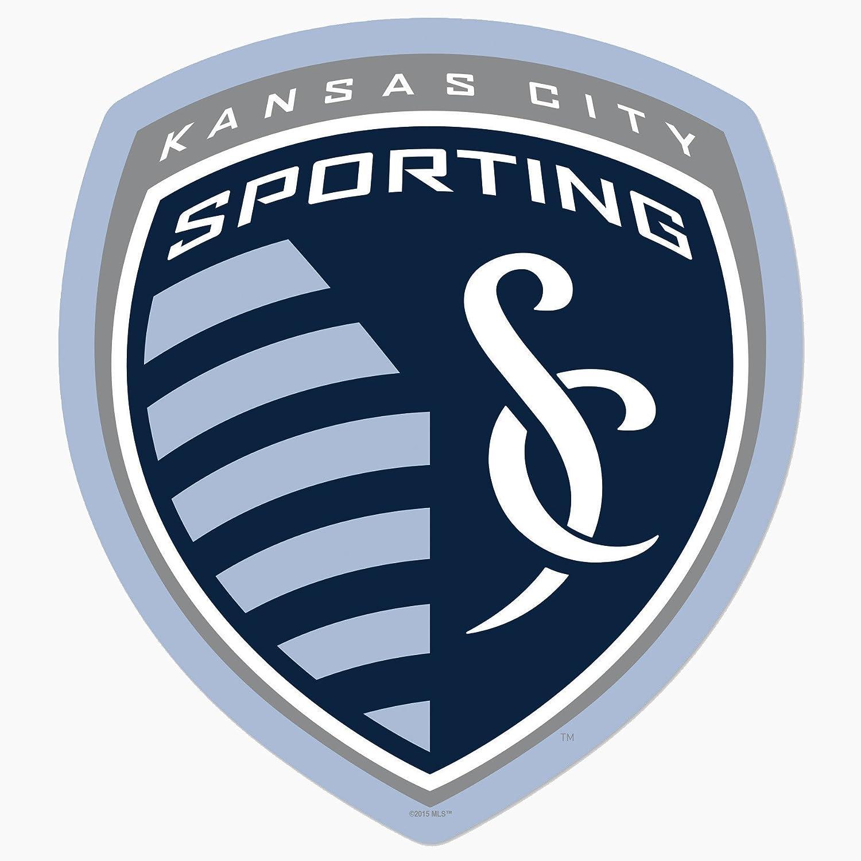MLS Sporting Kansas Cityロゴon the Go Go B00VUOG5TA