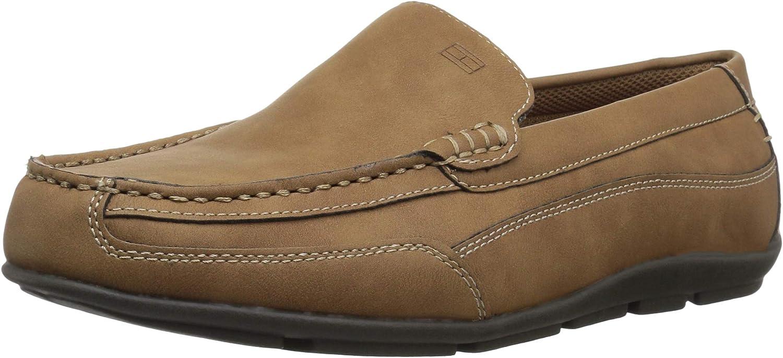 Tommy Hilfiger Mens Dathan Boat Shoe