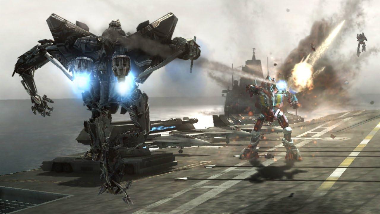 Amazon com: Transformers: Revenge of the Fallen - PC: Video Games