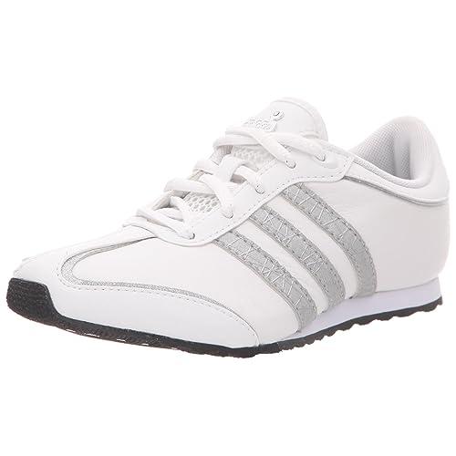 Adidas Sprintessa Ext J, zapatillas moda mujer, Blanco (blanc/argent/gris), 37 1/3: Amazon.es: Zapatos y complementos