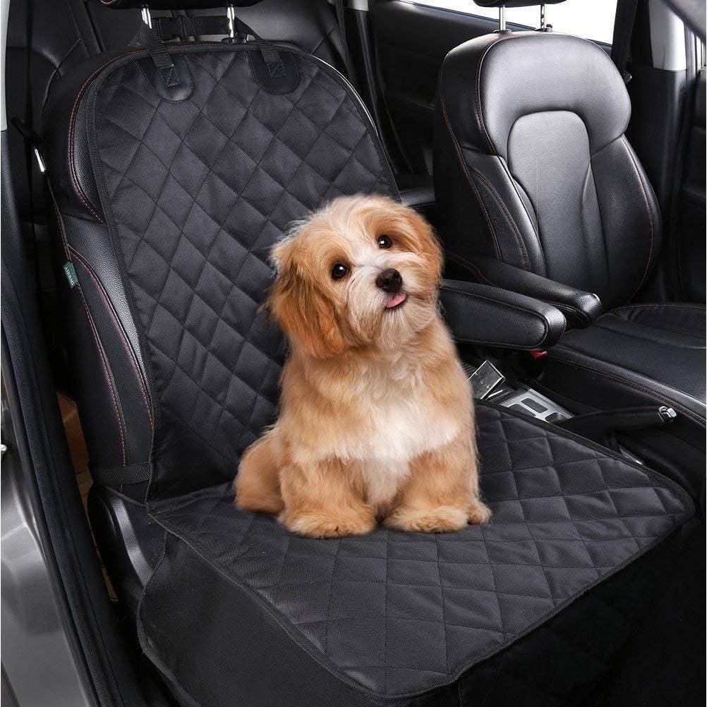 Amzdeal Schutzbezug Für Beifahrersitz Im Auto Für Hunde Wasserdicht Haustier